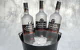 3 x russian standarda vodka